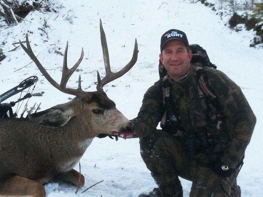 mule deer hunting with scott haugen