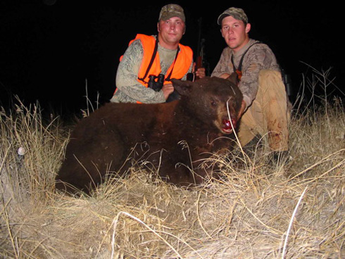 bear hunting okanogan wa